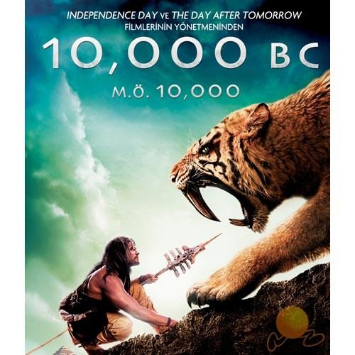 10,000 Bc (M.Ö. 10,000) (Blu-Ray Disc)