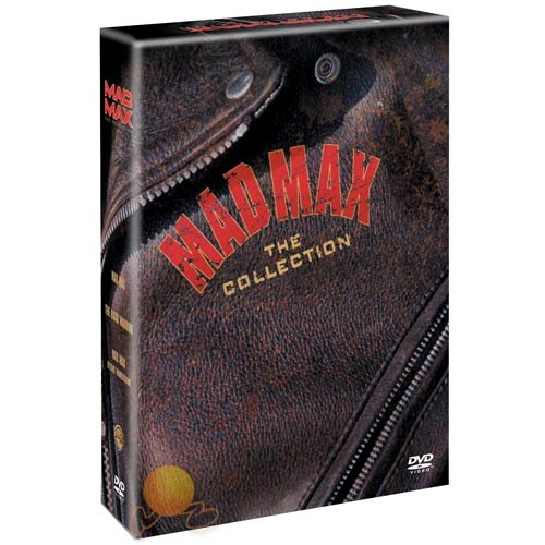 Mad Max Box Set (Mad Max Özel Set) (3 Disc)