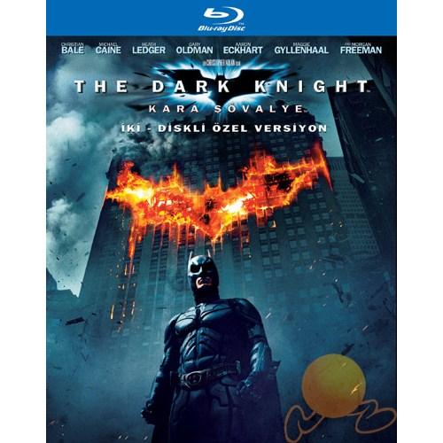 Batman: The Dark Knight (Batman: Kara Şövalye) (Blu-Ray Disc - Double)