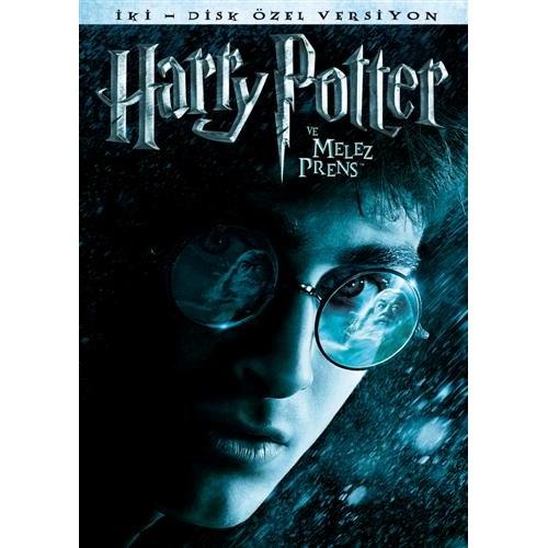 Harry Potter And The Half Blood Prince (Harry Potter ve Melez Prens) (Double)