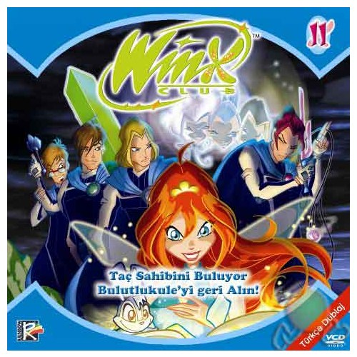 Winx Club Bölüm 11 (Winx Club Part 11)