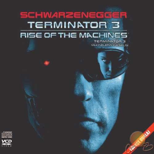 Terminatör 3:Makinlerin Yükselişi (Termınator 3: Rise Of The Machınes) ( VCD )