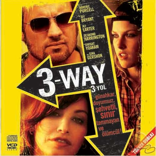 Üç Yol (Three Way) ( VCD )