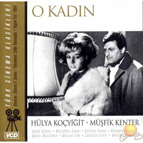 Türk Sinema Klasikleri (O Kadın) ( VCD )