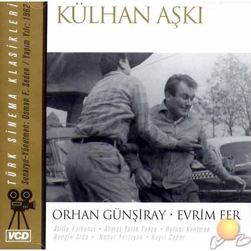 Türk Sinema Klasikleri (Külhan Aşkı) ( VCD )