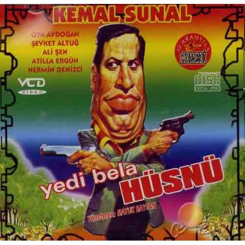 Yedi Bela Hüsnü ( VCD )