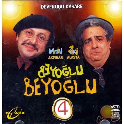 Devekuşu Kabare (Beyoğlu Beyoğlu 4) ( VCD )