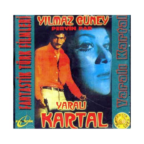 Yaralı Kartal (Fantastik Türk Filmi) ( VCD )