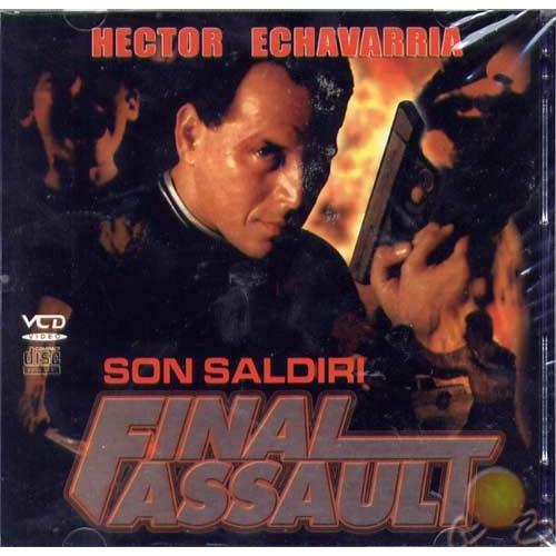 Son Saldırı (Final Assaulı) ( VCD )