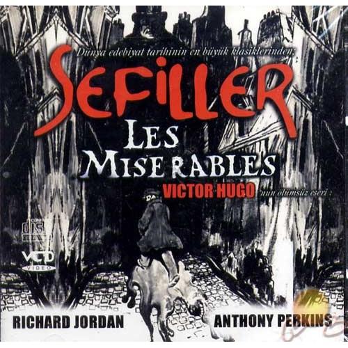Sefiller ( VCD )