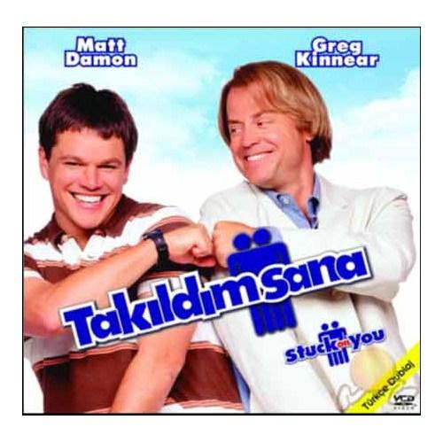 Takıldım Sana (Stuck On You) ( VCD )