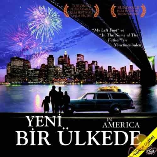 Yeni Bir Ülkede (ın America) ( VCD )