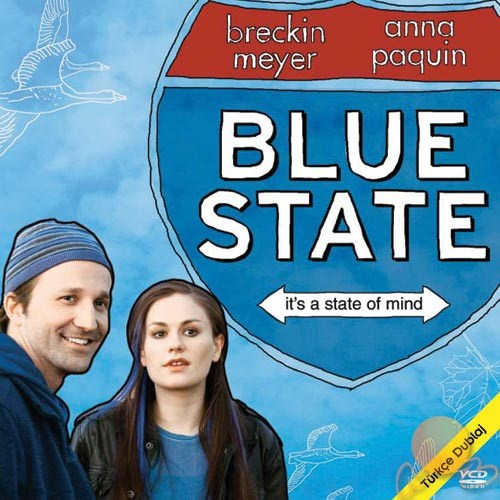 Mavi Eyalet (Blue State)