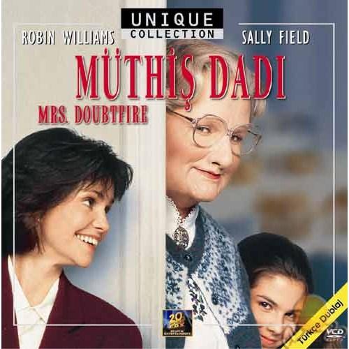 Müthiş Dadi (Mrs.doubtFire) ( VCD )