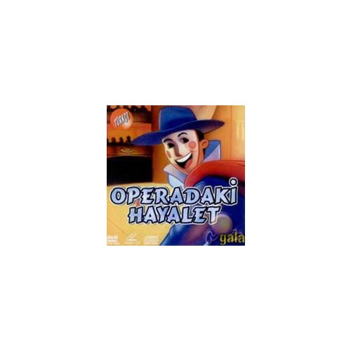 Operadaki Hayalet ( VCD )