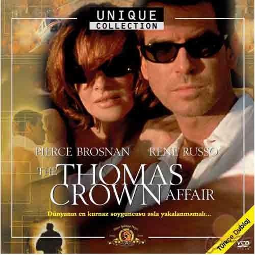 Thomas Crown Affair ( VCD )