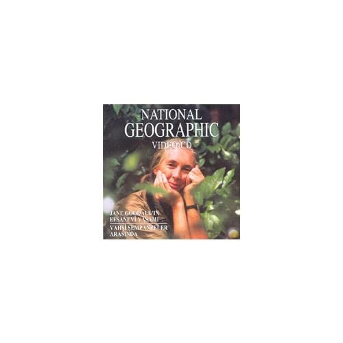 National Geographic Jane Goodall In Efsanevi Yaşamı ( VCD )