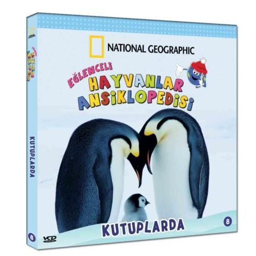 Eğlenceli Hayvanlar Ansiklopedisi - 8 (Kutuplarda)