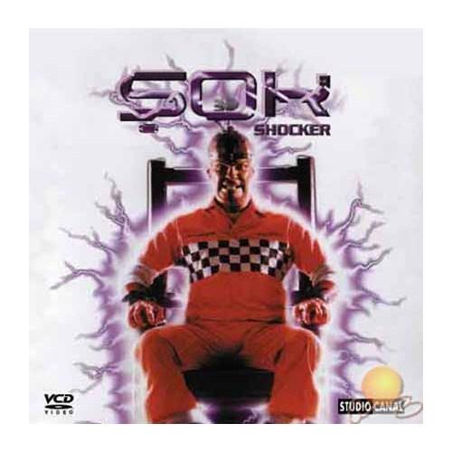 Şok (Shocker) ( VCD )