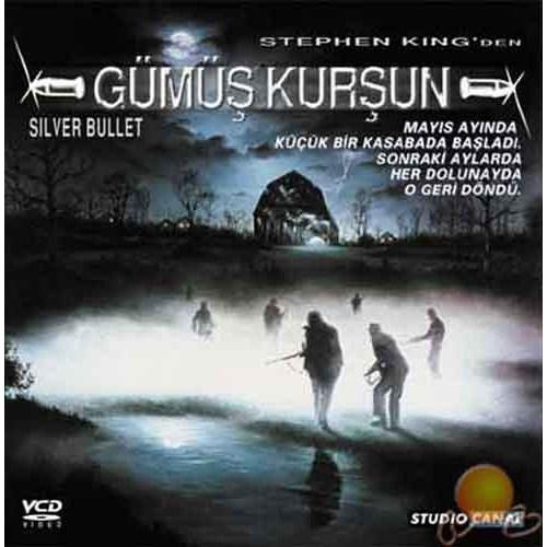 Gümüş Kurşun (Silver Bullet) ( VCD )