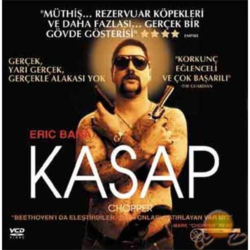 Kasap (Chopper) ( VCD )