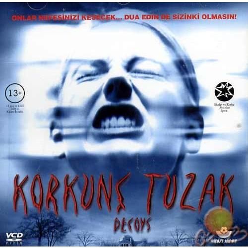 Korkunç Tuzak (Decoys) ( VCD )