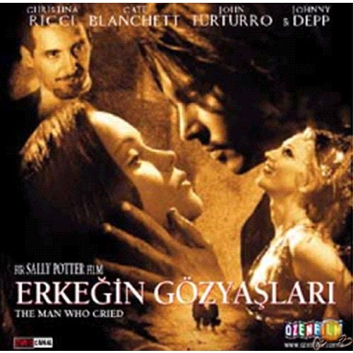 Erkeğin Gözyaşları (The Man Who Crıed) ( VCD )