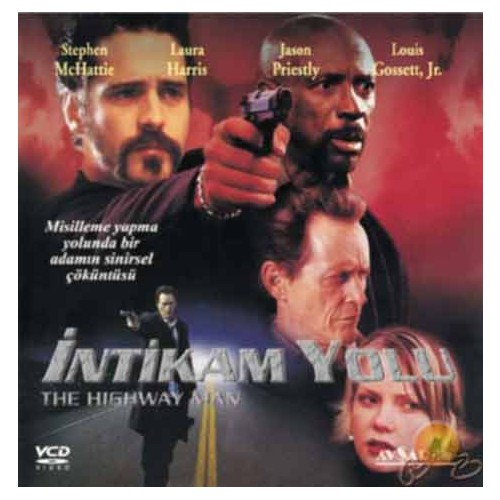 İntikam Yolu (The Highway Man) ( VCD )