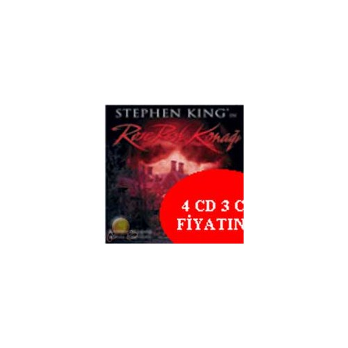 Stephen King'in Rose Red Konağı (4 CD) ( VCD )
