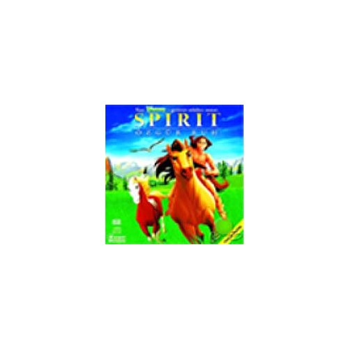 Spirit: Özgür Ruh (Spirit) ( VCD )