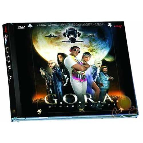 Gora (Bir Uzay Filmi) ( VCD )