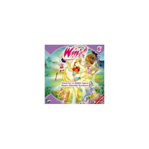 Winx Club Bölüm 6 (Winx Club Part 6) ( VCD )