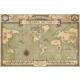 Pyramid International Maxi Poster Fantastic Beasts Mappa Mundi Pp33892