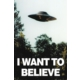Pyramid International Maxi Poster X-Files I Want To Believe Pp33840