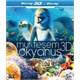 Amazing Ocean 3D (Muhteşem Okyanus 3D) (Blu-Ray Disc)