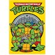 Maxi Poster Teenage Mutant Ninja Turtles Retro