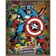 Mini Poster Marvel Comics Captain America