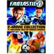Fantastic Four Box Set (Fantastik Dörtlü Özel Set) (3 Disc)
