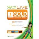 Xbox One/360 Live 3 Ay Gold Üyelik