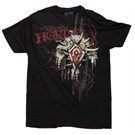 World of Warcraft Horde Crest 2 T-shirt- S GE1329S