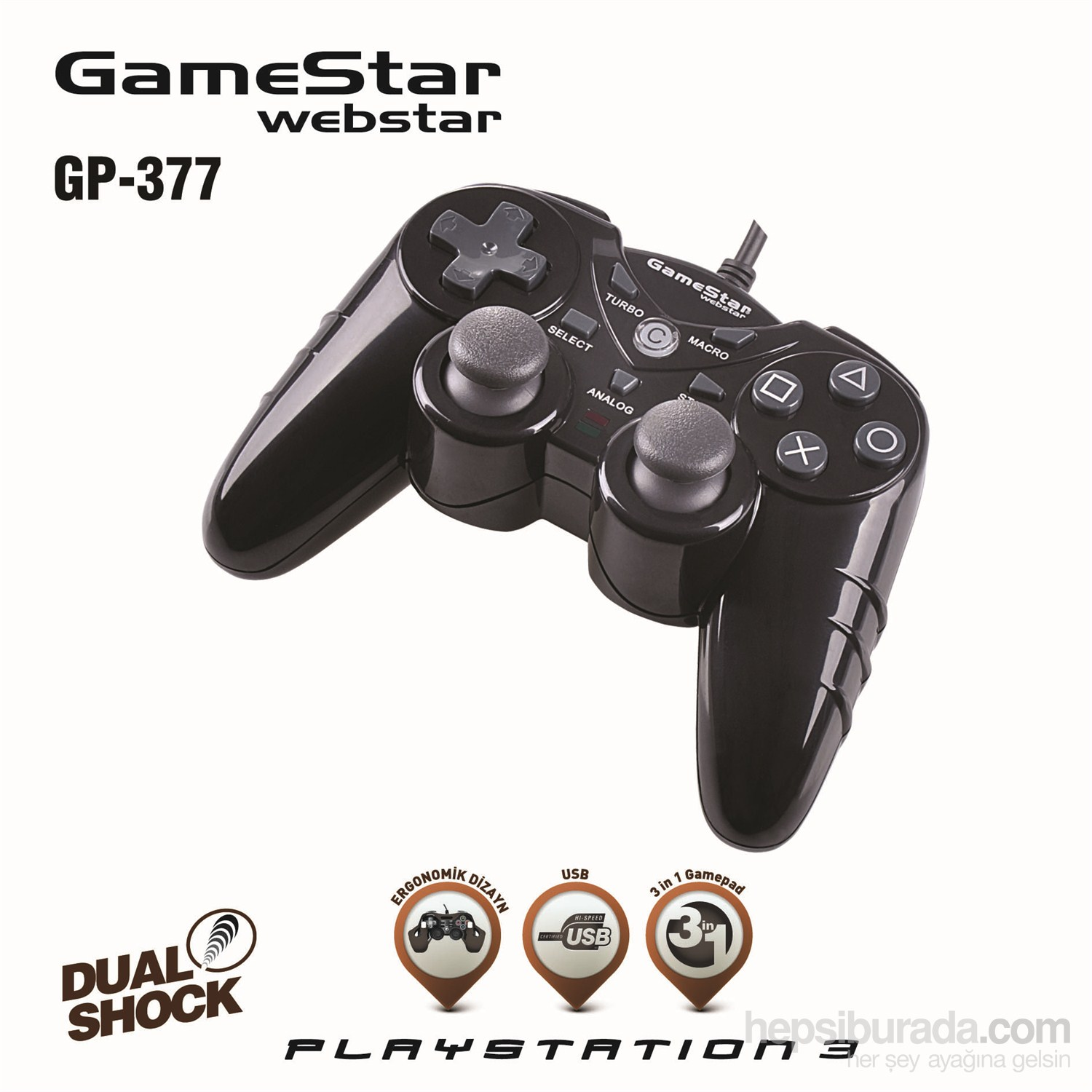 Gamestar GP-377 Joystick