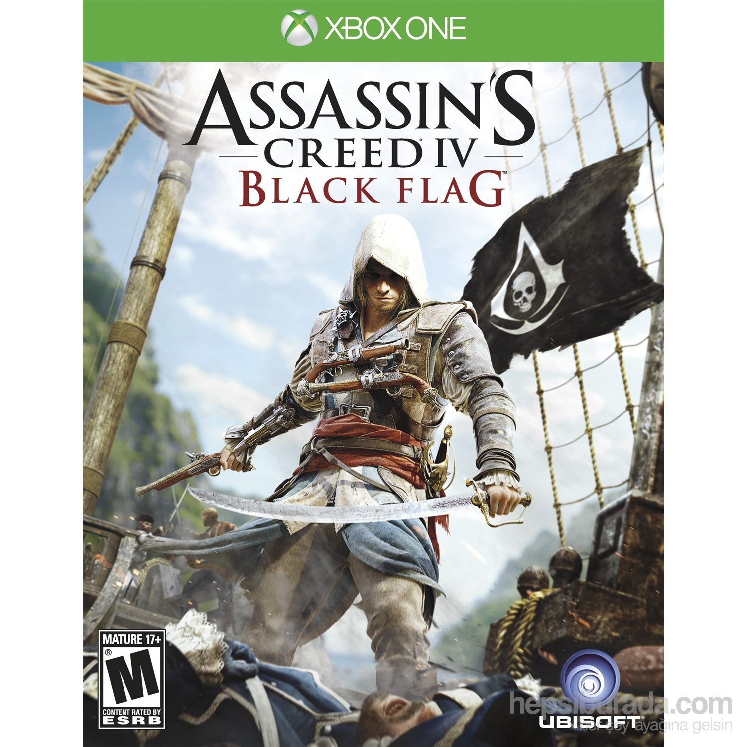 Assassins Creed IV Black Flag XBox One