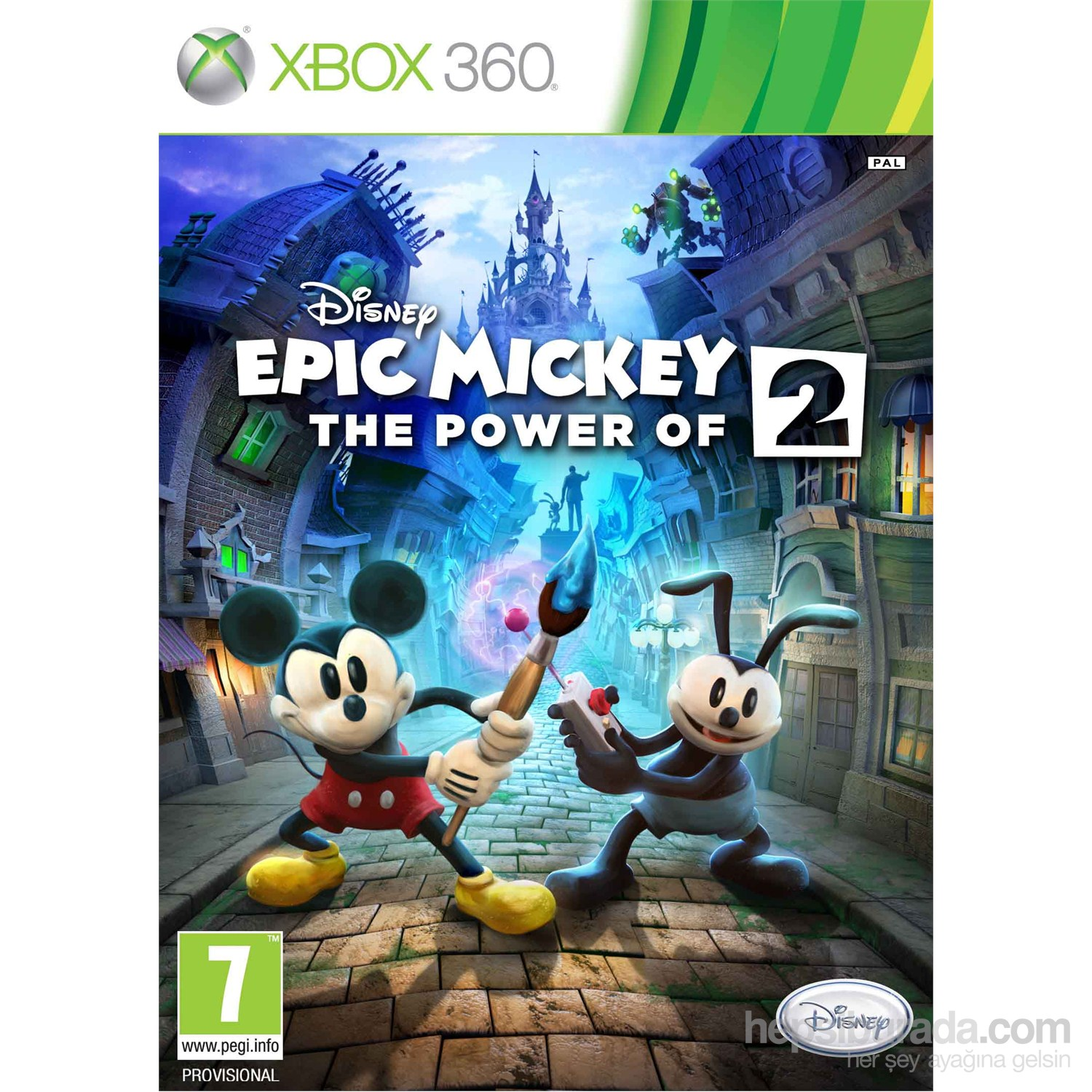 Disney Epic Mickey 2 Xbox 360