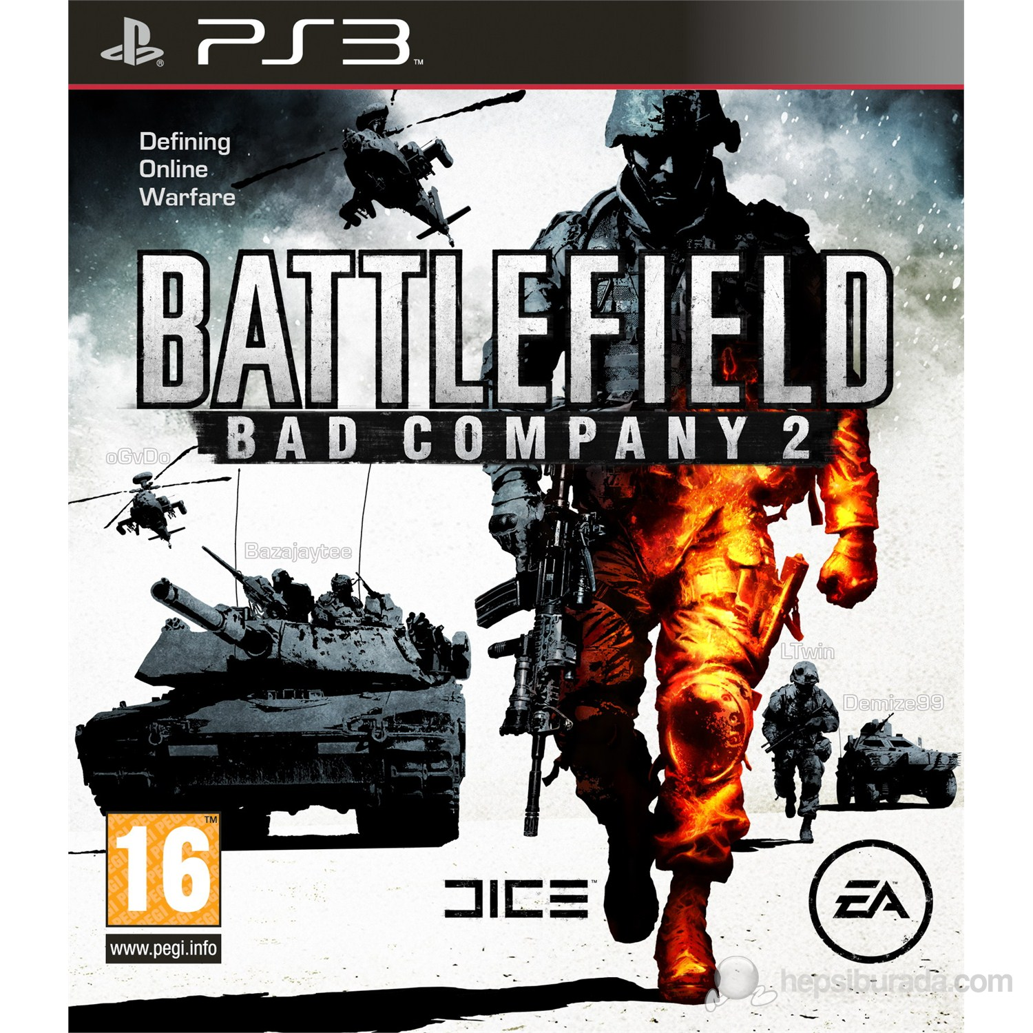 Battlefıeld Bad Company 2 PS3
