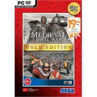 Medieval Total War Gold PC