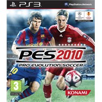 Pro Evolution Soccer 2010 Ps 3