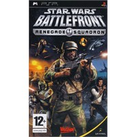 Star Wars: Battlefront Renegade Squadron PSP