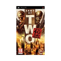 Army Of two the 40TH Day PSP