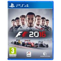 F1 2016 FORMULA 1 PS4