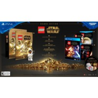 WarnerBros Ps4 Lego Star Wars the Force Awakens Kylo Ren Deluxe Edition